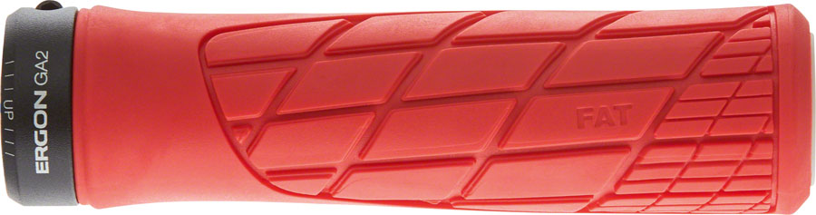 ERGON Ga2 Fat All Mountain Grips Flat Red