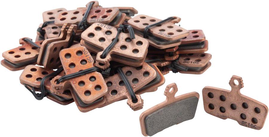 SRAM//Avid Code Code RSC Code R Guide RE Metallic Disc Brake Pad Steel Back