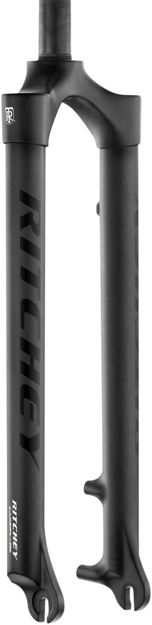 Ritchey WCS Carbon Mountain Fork 29 9x100 QR 1-1//8 Disc Black Straight Steerer