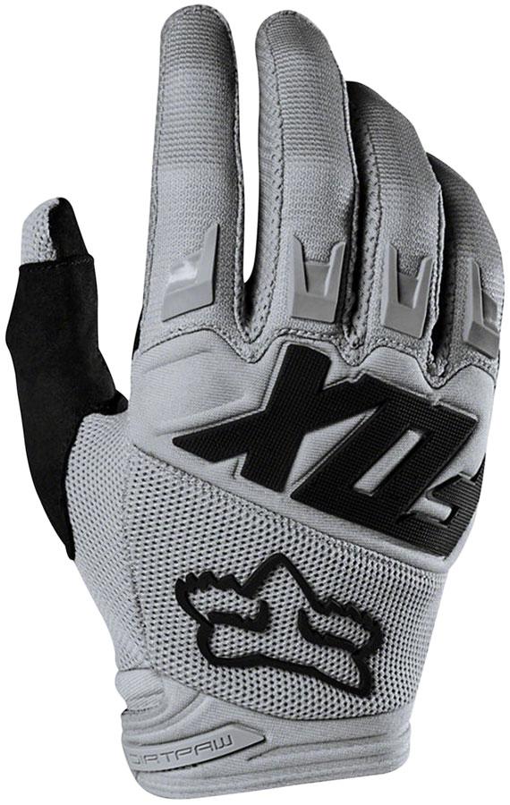 Fox Racing Dirtpaw Glove Gloves Size XL white