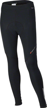 Bellwether Thermaldress Men's Tight with Pad: Black 2XL