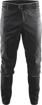 Craft X-Over Bike Pants: Black XL