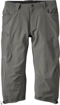 Outdoor Research Ferrosi Men's 3/4 Pants, Pewter, Size 32