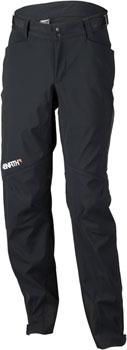 45NRTH Naughtvind Trousers: Black MD