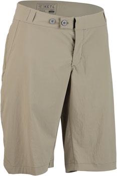 KETL Minimal Overshort Men's Short: Khaki LG