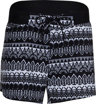 "Zoot Board Short 5"" Women's Short: Surf Graffiti LG"