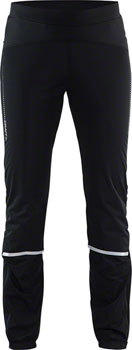 Craft Essential Women's Winter Pants: Black LG