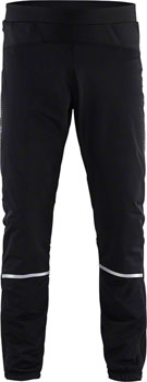 Craft Essential Men's Winter Pants: Black LG