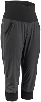 Garneau Urban Women's Knicker: Black 2XL