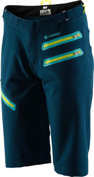 100% Airmatic Women's MTB Short: Forest Green LG