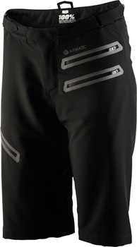 100% Airmatic Women's MTB Short: Black LG