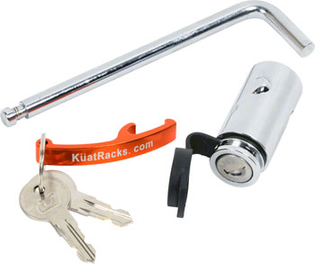 "Kuat Hitch Lock for 1-1/4"" Receiver Racks"