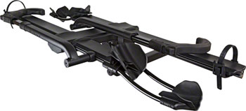 "Kuat NV 2.0 Base 2-Bike Tray Hitch Rack: Sandy Black, 1 1/4"" Receiver"
