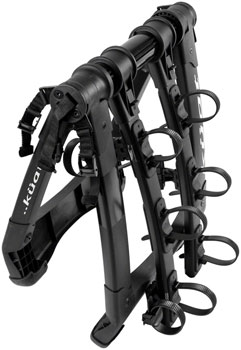 Kuat Highline Trunk Rack: 3 Bike Black