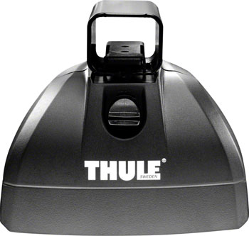 Thule 460 Podium Foot Pack Tower Set: Fits Rectangular Bar, 4-Pack