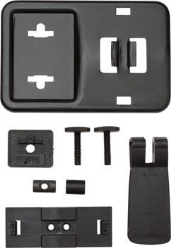 Thule Xadapt1Roof Rack Kit: Fits 589 Velo Vise