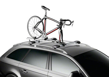 Thule 527 Paceline Roof Rack Fork Mount Bike Carrier