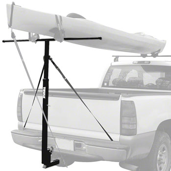 "Thule 997 Goal Post Boat Rack: 2"" Receiver Hitch Mount~ Crossbar"