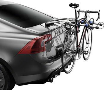 Thule 9009XT Archway 2 Trunk Rack: 2-Bike