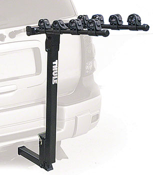 Thule Parkway Hitch Bike Rack - 4-Bike, 1-1/4