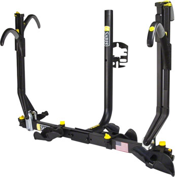 Saris Freedom SuperClamp Spare Tire Rack: 2 bike