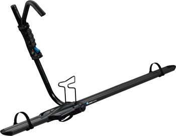 RockyMounts BrassKnuckles Upright Bike Carrier: Black