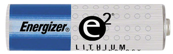 Energizer AA Lithium Battery: 4-Pack