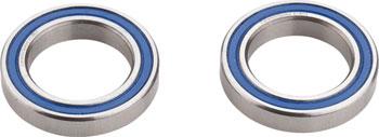 Zipp CeramicSpeed Bearing Kit: 61803, 30/60 88 Front Hub Shell, 188 Rear Hub Shell and 30/60/S9 Rear Free Hub Body, Pair
