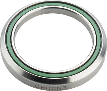 "ABI 1 1/4"" 45 x 45 Degree Stainless Steel Angular Contact Bearing 34.1mm ID x 46.8mm OD x 7mm wide"