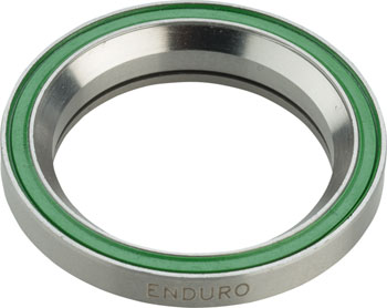 "ABI 1 1/8"" 45 x 45 Degree Stainless Steel Angular Contact Bearing 30.5mm ID x 41.8mm OD x 8mm wide"