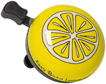 Nutcase Bicycle Bell: Lemon Squeeze