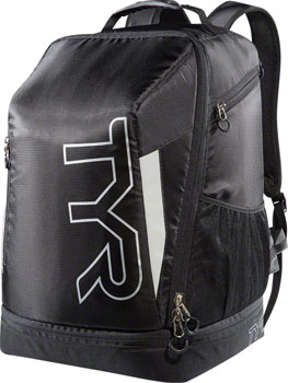 TYR Apex Transition Bag: Black/Silver