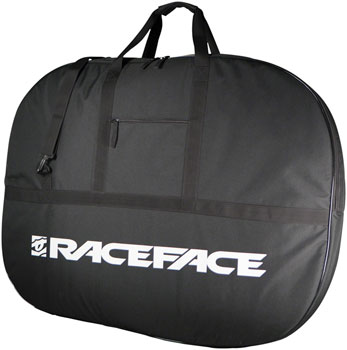 RaceFace Double Wheel Bag, Black