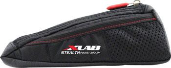 XLAB Stealth Pocket 200 XP Frame Bag: Black