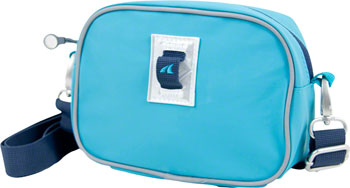 Detours Day Pass Handlebar Bag: Teal