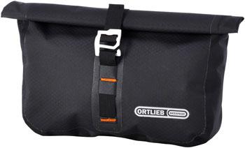 Ortlieb Bike Packing Accessory Pack Handlebar Bag - 3.5L, Black