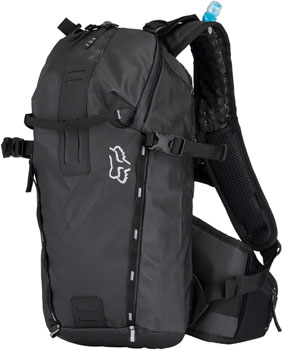 Fox Racing Medium Utility Hydration Pack: Black One Size