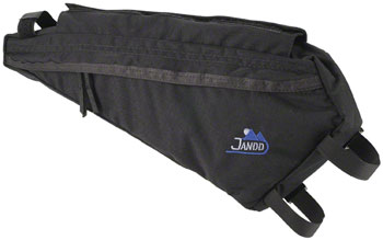 Jandd Frame Pack: Black