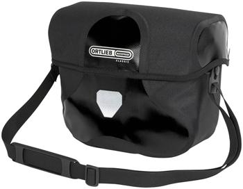 Ortlieb Ultimate Six Classic Handlebar Bag - 7 Liter, Black