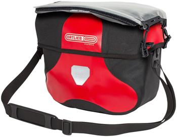 Ortlieb Ultimate Six Classic Handlebar Bag - 7 Liter, Red
