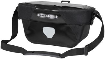 Ortlieb Ultimate Six Classic Handlebar Bag - 5 Liter, Black