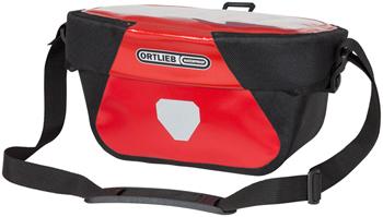Ortlieb Ultimate Six Classic Handlebar Bag - 5 Liter, Red