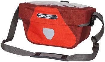 Ortlieb Ultimate Six Plus Handlebar Bag - 5 Liter, Signal Red