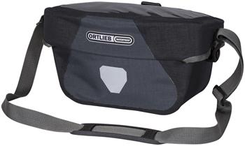 Ortlieb Ultimate Six Plus Handlebar Bag - 5 Liter, Granite