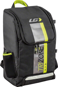 Garneau Tri-40 Transition Bag: Black, 40 Liters