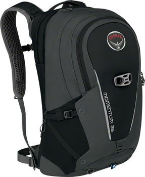 Osprey Momentum 26 Backpack: Black, One Size