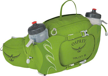 Osprey Talon 6 Lumbar Pack: Spring Green, One Size