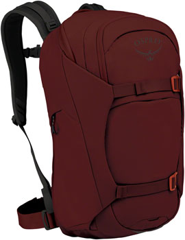 Osprey Metron Backpack - One Size, Crimson Red