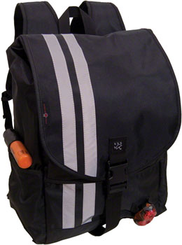 Banjo Brothers Commuter Backpack: MD, Black