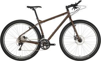 Surly Ogre Complete Bike LG Rover Brown